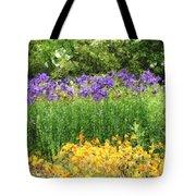 3-layered Garden Tote Bag