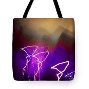 Light Fantastique Tote Bag