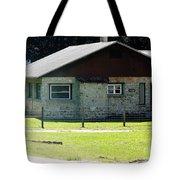 Limestone House Tote Bag