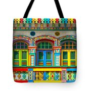 Little India - Singapore Tote Bag