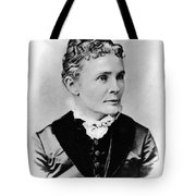 Lucretia Garfield (1832-1918) Tote Bag