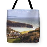 Lulworth Cove Tote Bag