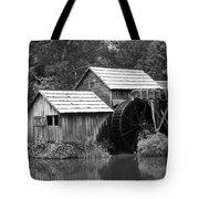 Mabry Mill - Blue Ridge Mountains Tote Bag