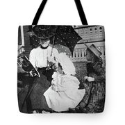Mamie Eisenhower (1896-1979) Tote Bag
