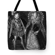 Mary, Queen Of Scots (1542-1587) Tote Bag