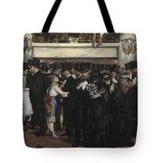 Masked Ball At The Opera Tote Bag