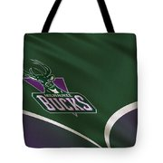 Milwaukee Bucks Uniform Tote Bag