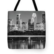 Minneapolis Mn Tote Bag