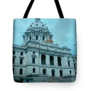 Minnesota State Capitol Tote Bag