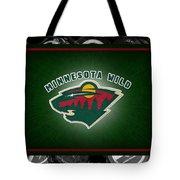 Minnesota Wild Tote Bag