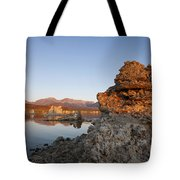 Mono Lake California Tote Bag by Jason O Watson