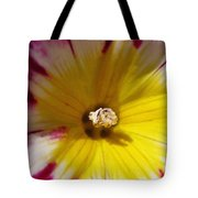 Morning Glory Named Red Ensign Tote Bag