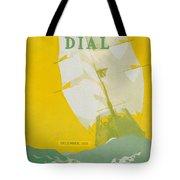 Morse Dry Dock Dial Tote Bag