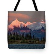Mount Denali, Previously Known Tote Bag
