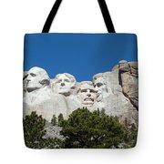 Mount Rushmore Tote Bag