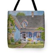 My Blue Heaven Tote Bag by Mary Ellen Mueller Legault