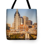 Nashville Morning Tote Bag
