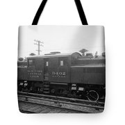 New York Central Railroad Tote Bag