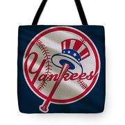 New York Yankees Uniform Tote Bag