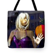 No Way Out Tote Bag