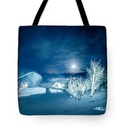 North Carolina Sugar Mountain Ski Resort Winter 2014 Tote Bag