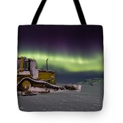 northern Lights iceland Tote Bag