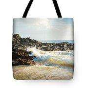 Paako Beach Makena Maui Hawaii Tote Bag