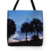 3 Palms 9/19 Tote Bag