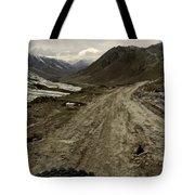 Pamir Highway Tote Bag