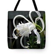 Peruvian Daffodil Named Advance Tote Bag