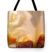 Pink And Purple Iris 2 Tote Bag