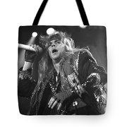 Poison - Brett Michaels Tote Bag