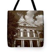 Pontiac Illinois - Courthouse Tote Bag