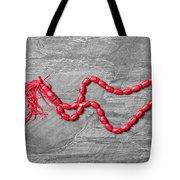 Prayer Beads Tote Bag