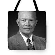 President Dwight Eisenhower - Four Tote Bag