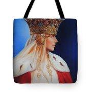 Queen Marie Of Romania Tote Bag