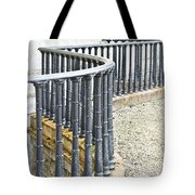 Railings Tote Bag