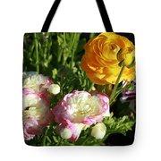 Ranunculus 1 Tote Bag
