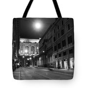 Roma By Night Tote Bag