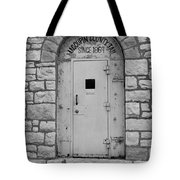 Route 66 - Macoupin County Jail Tote Bag