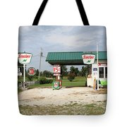 Route 66 - Paris Springs Missouri Tote Bag