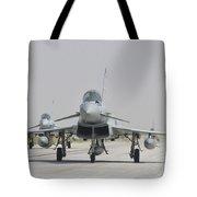 Royal Air Force Ef-2000 Typhoon Tote Bag