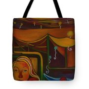 Safety Net Tote Bag