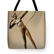 Saint Gaudens' Diana Of The Tower Tote Bag