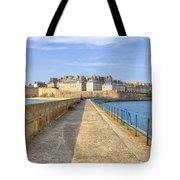 Saint-malo - Brittany Tote Bag