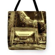 Saint Paul Hotel Tote Bag
