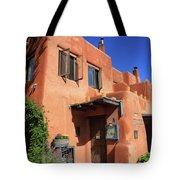 Santa Fe - Adobe Building Tote Bag