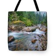 Sauk River Tote Bag