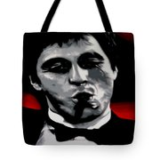 Scarface 2013 Tote Bag