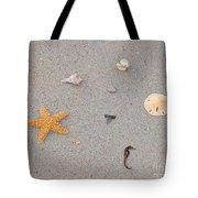 Sea Swag - Natural Tote Bag